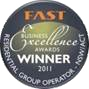 winner FAST award of excellence 2011